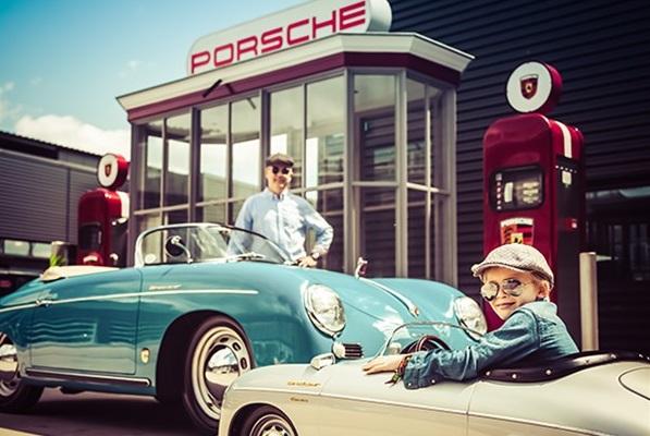 Porsche Centrum Gelderland - De Toekomst van de Makelaardij in de praktijk